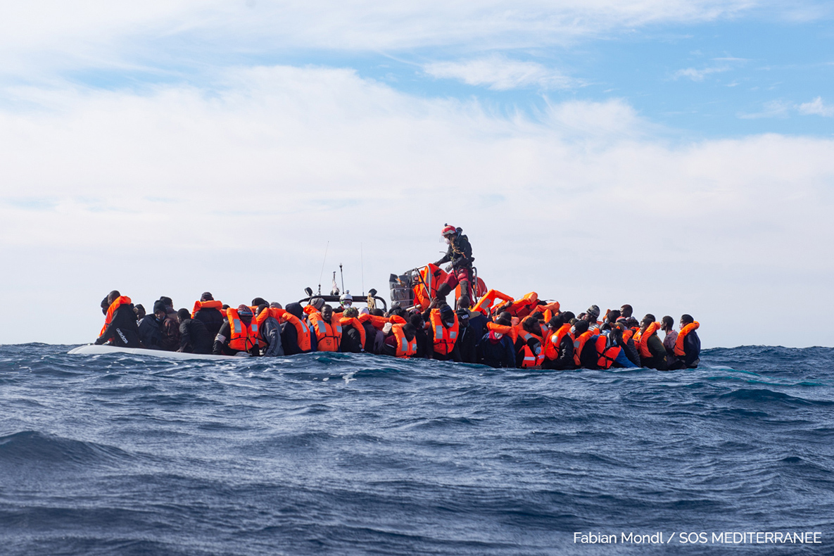Europe must resume saving refugee lives in the Mediterranean, rescuers say