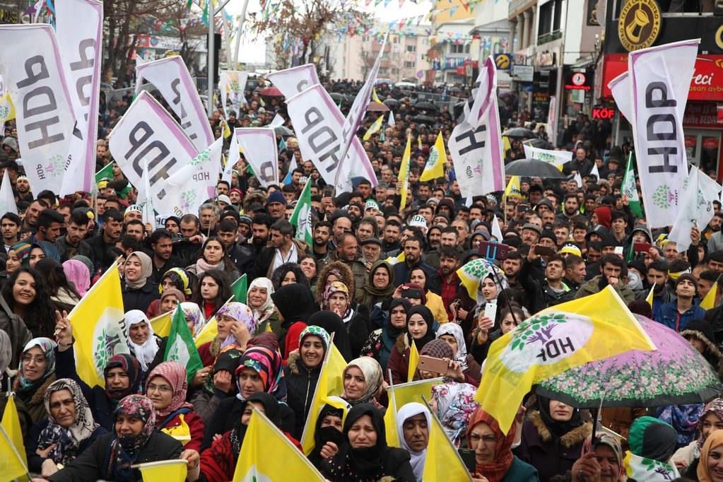 HDP says Kobane cannot be criminalised warning of state conspiracy to shut it down