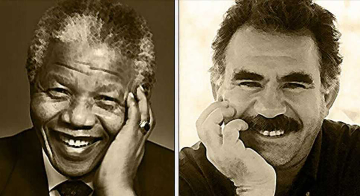 Cosatu compares jailed PKK leader Abdullah Ocalan to 'Nelson Mandela' as it launches new campaign for his release