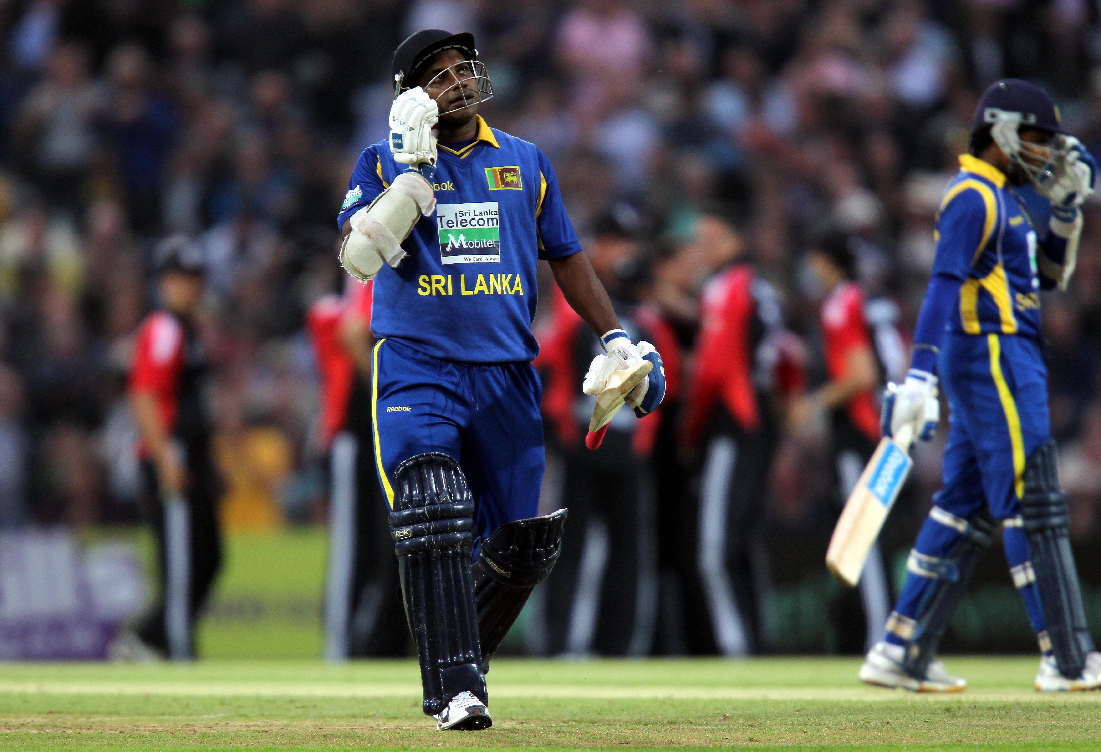 Men's Cricket Former Sri Lanka captain Sanath Jayasuriya