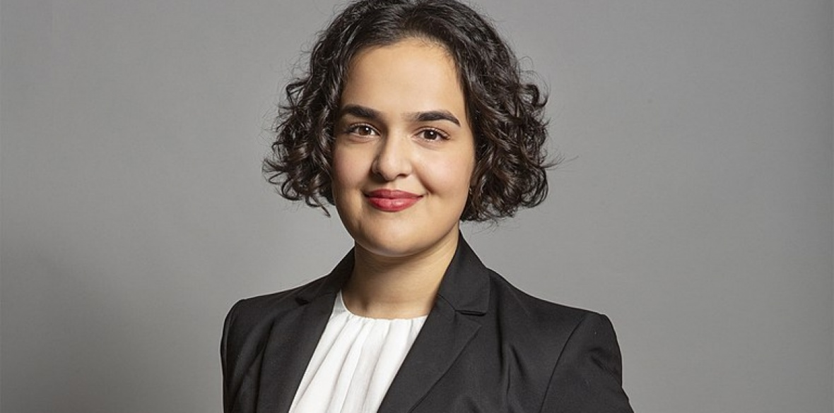 Labour party MP Nadia Whittome