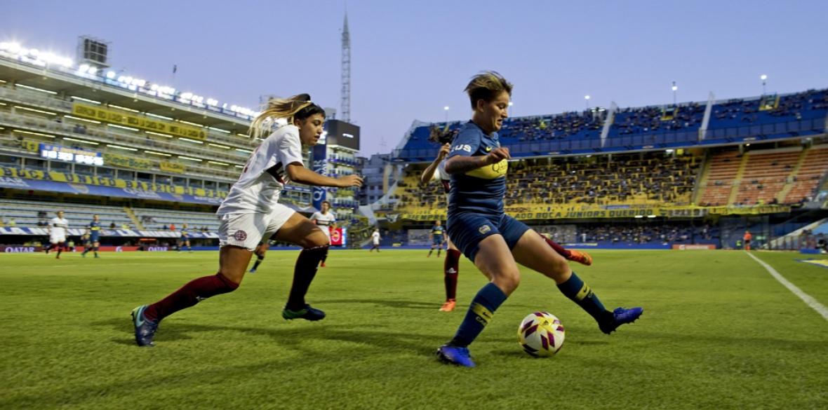 Image result for women boca juniors