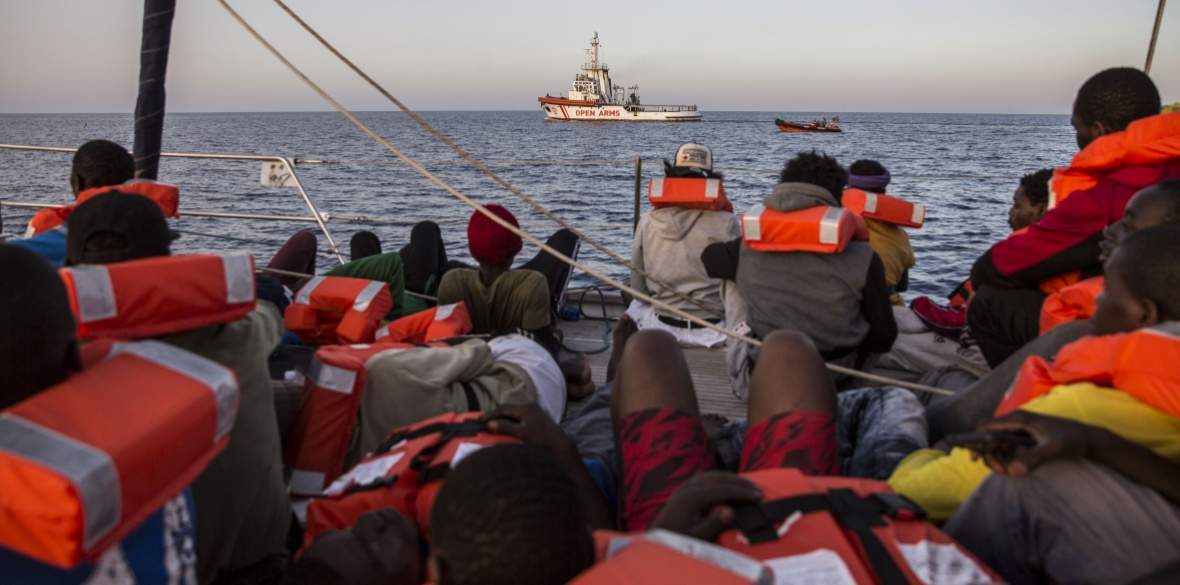 Rich countries underfunding humanitarian organisations