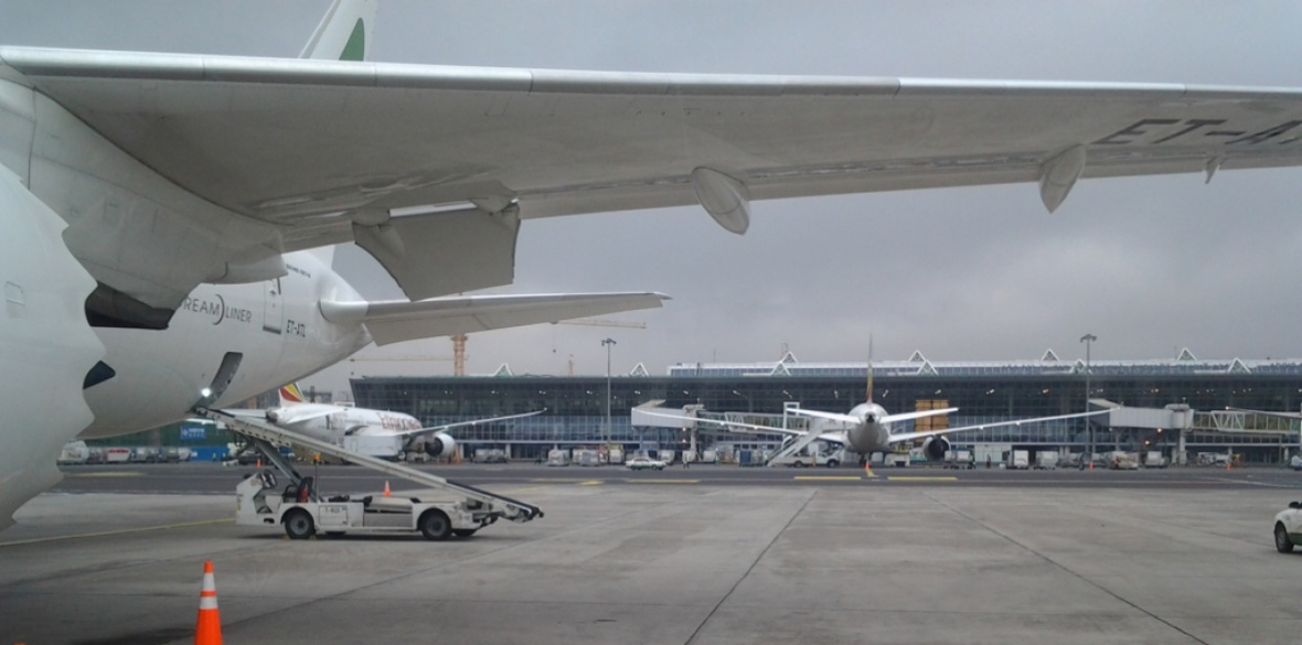 Ethiopia Air traffic controllers shut down Addis Ababa