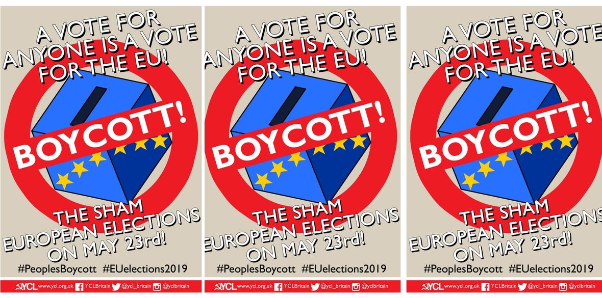 """Résultat de recherche d'images pour """"boycott european elections Communists"""""""