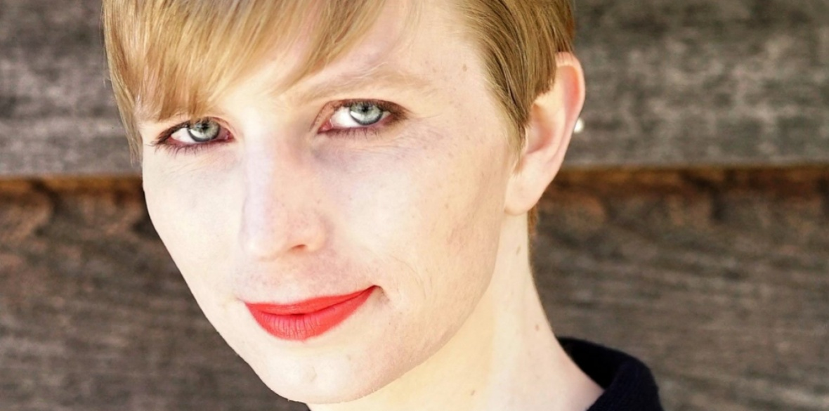 United States war crimes whistleblower Chelsea Manning