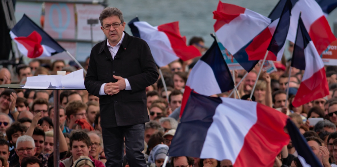 Image result for crisis in la france insoumise