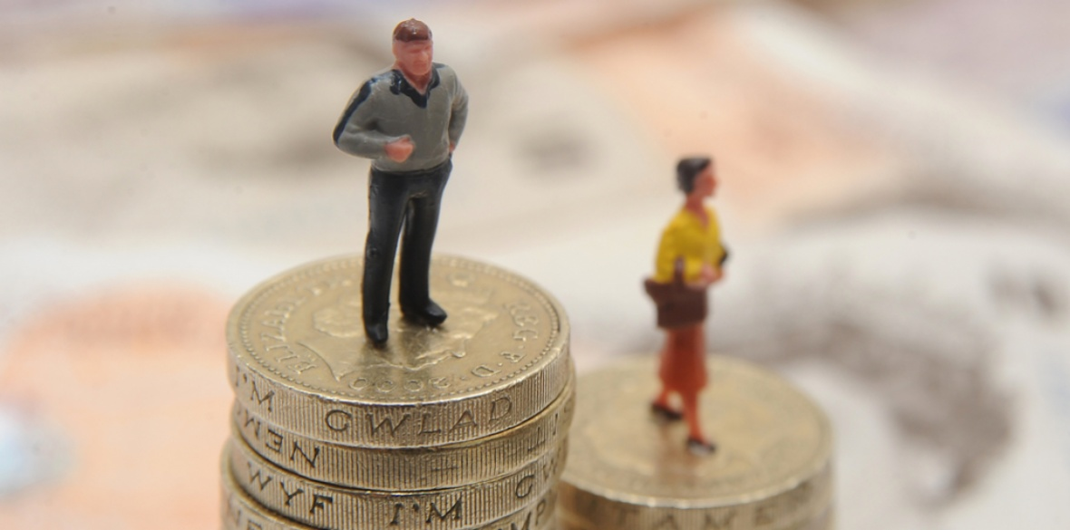 Income inequality Women's pay begins today | Morning Star