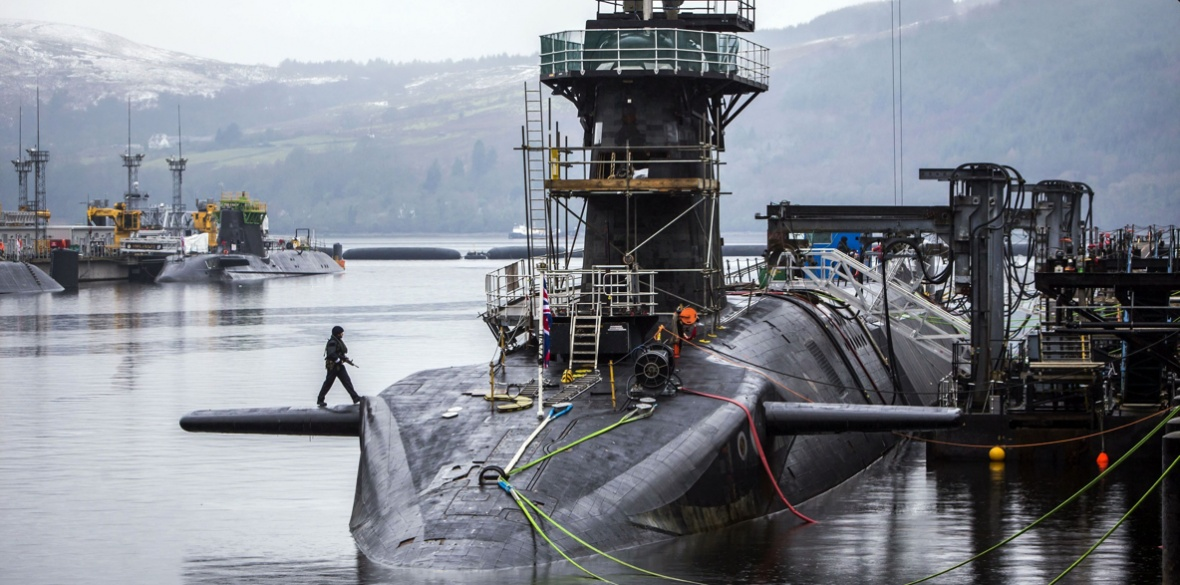 Trident cash could pay for teachers, doctors, cops etc | Morning Star