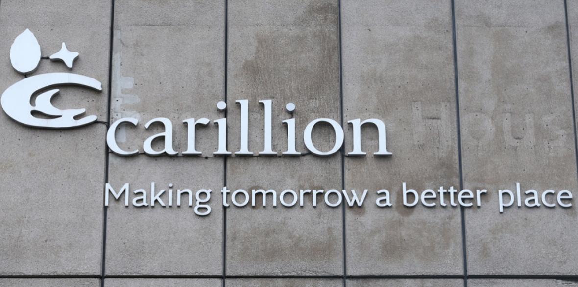 Carillion slogan