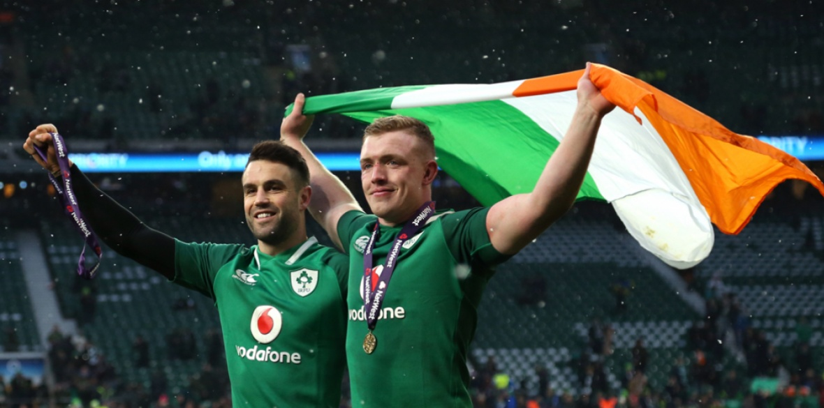 796a0b345d0 DAVID NICHOLSON reports from Twickenham: England 15-24 Ireland
