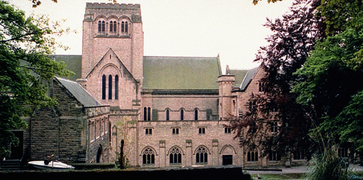 Ampleforth College in North Yorkshire in England, the site of four decades of sexual abuse by Roman Catholic clergy