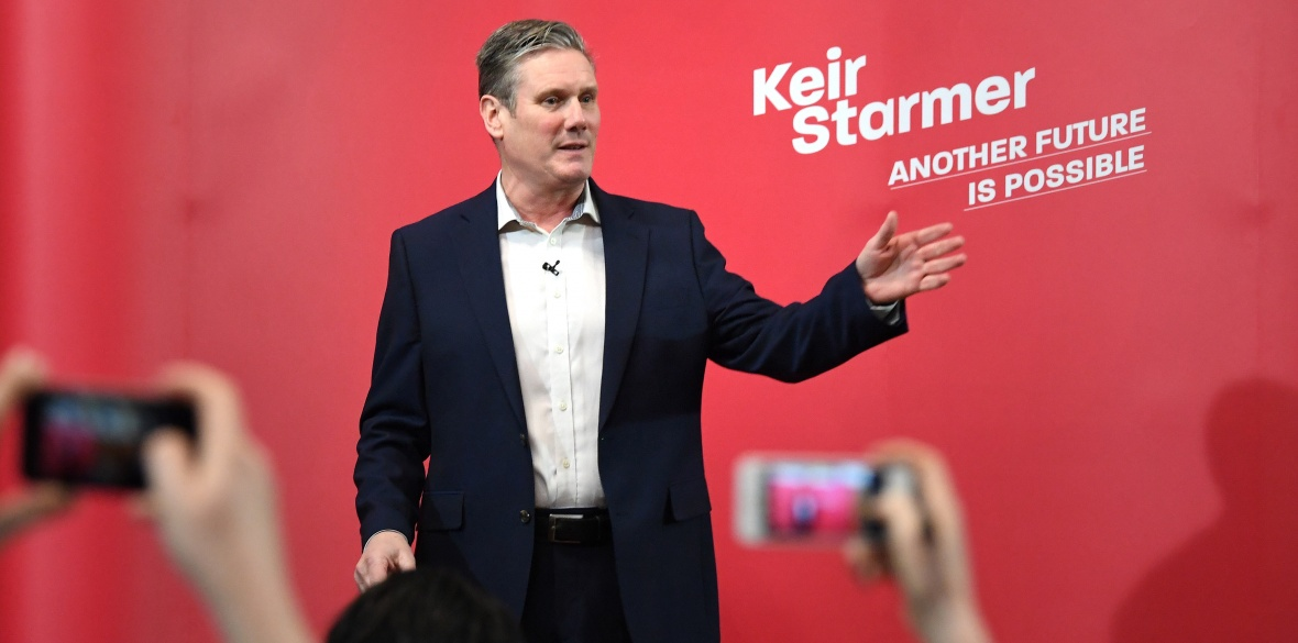 Unity' candidate Starmer accused of turning blind eye to conflict on his own patch | Morning Star