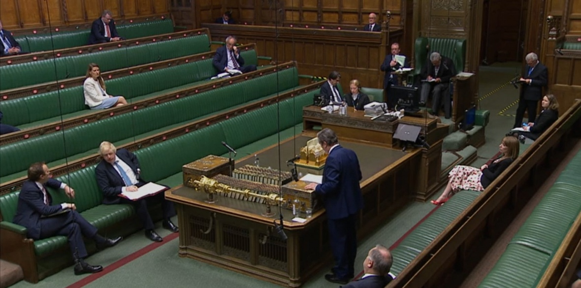 Starmer calls on Johnson to correct his false comments during PMQs ...