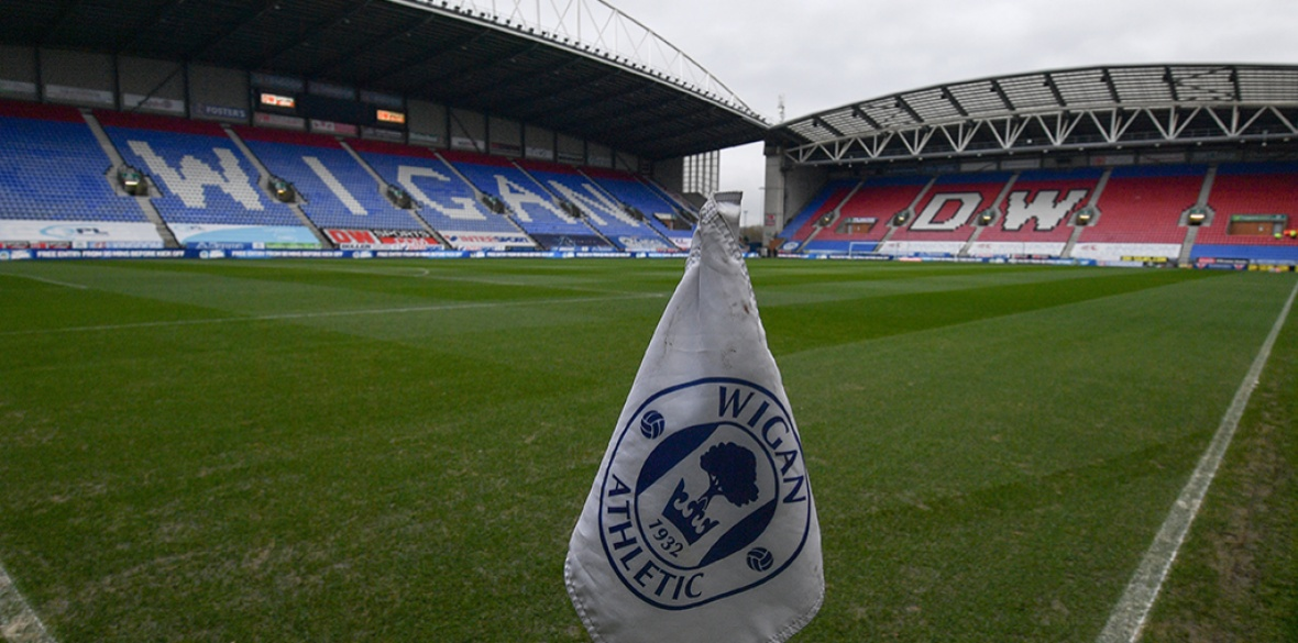 community investment fund wigan athletic football