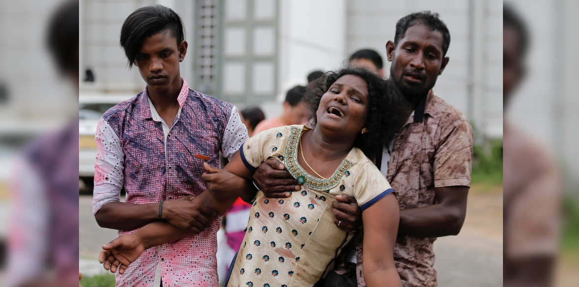 Who is behind the Sri Lanka bombings?