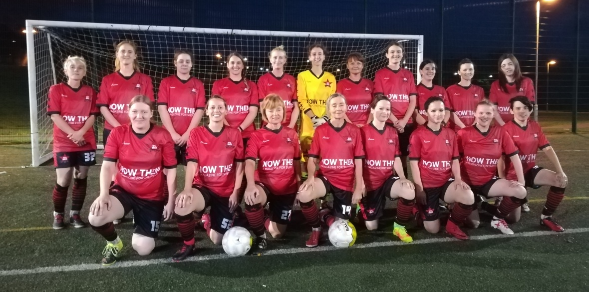 Womens Football Afc Unity Forge Partnership With