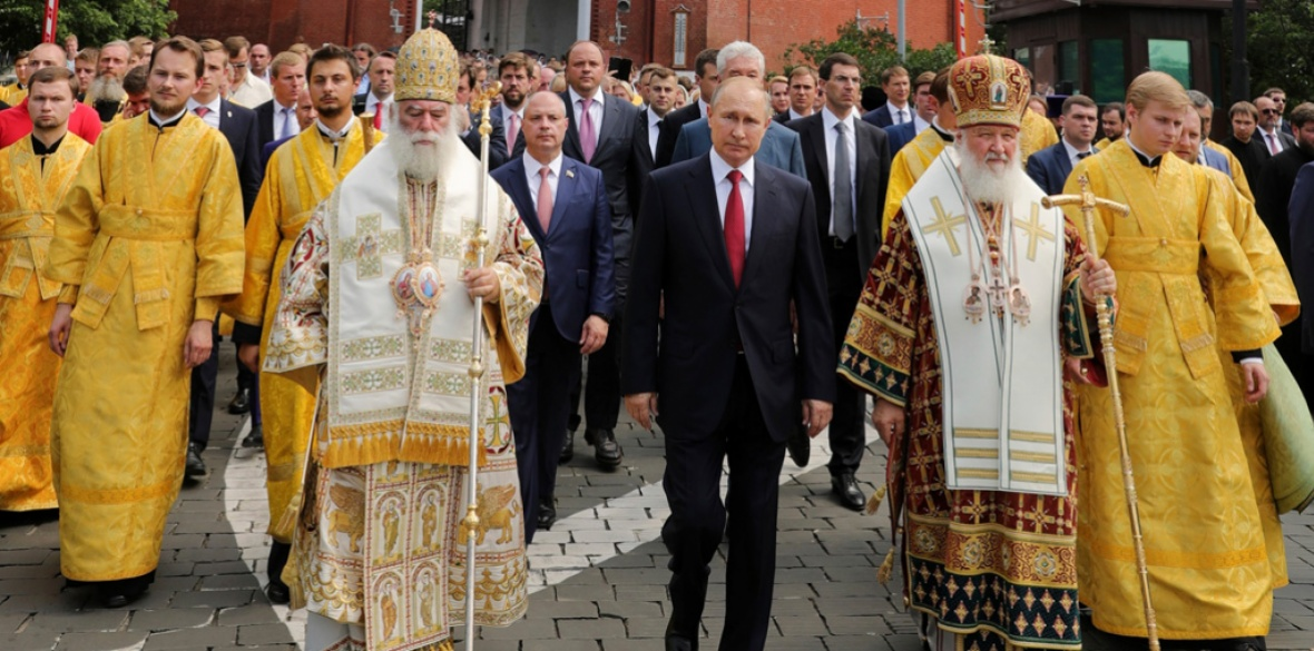 Russian Orthodox Church Splits With African Counterpart