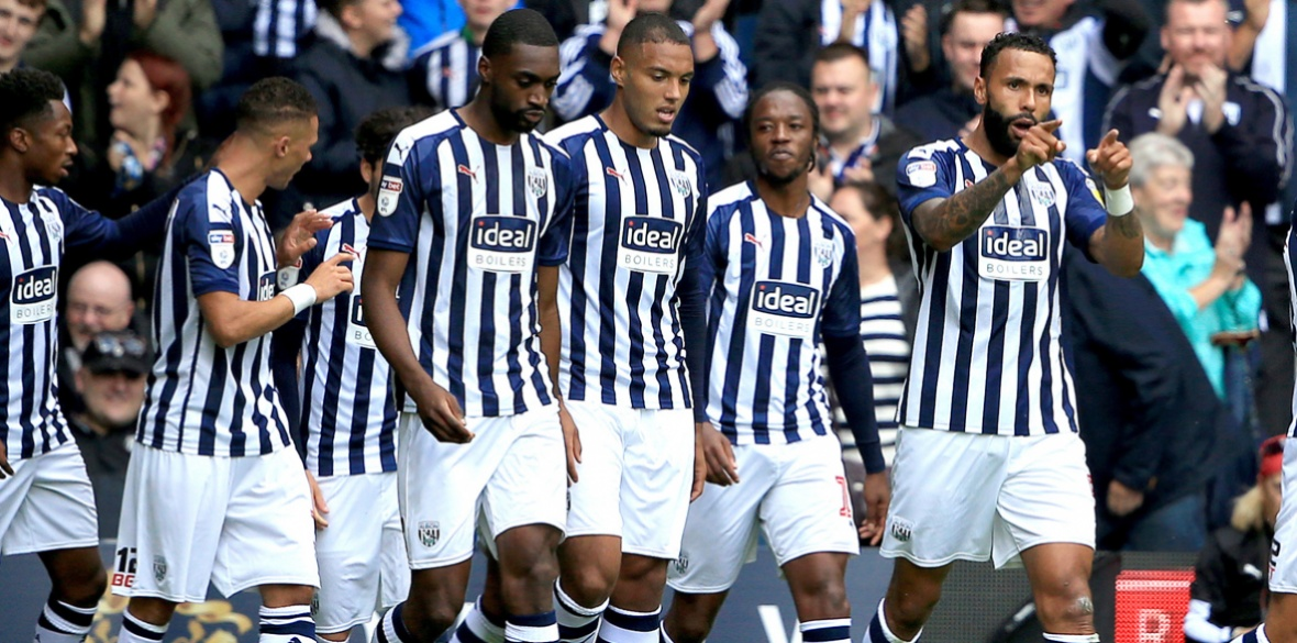 Men's Football West Brom's new signings set for debuts after club ...