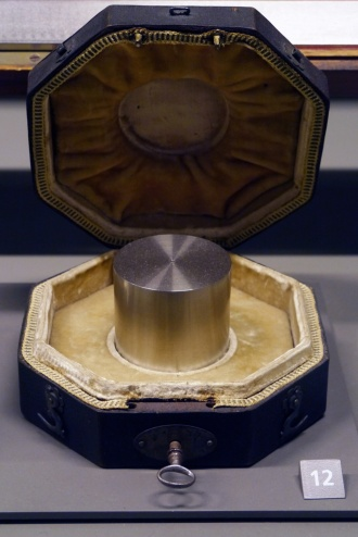 The International Prototype of a Kilogram