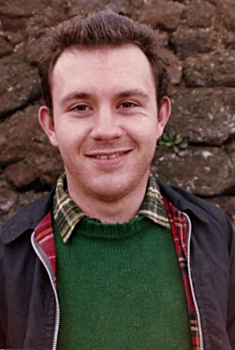 Mark Ashton in 1986 (pic: Johnny Orr/Creative Commons)