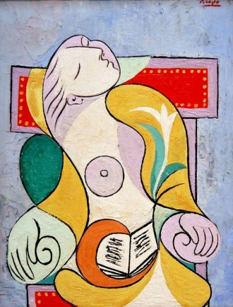 Marie Therese Reading, Pablo Picasso