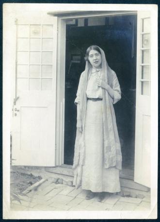 Sylvia Pankhurst 1913