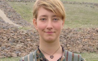YPJ fighter Anna Campbell was killed two weeks before Matt Tonroe