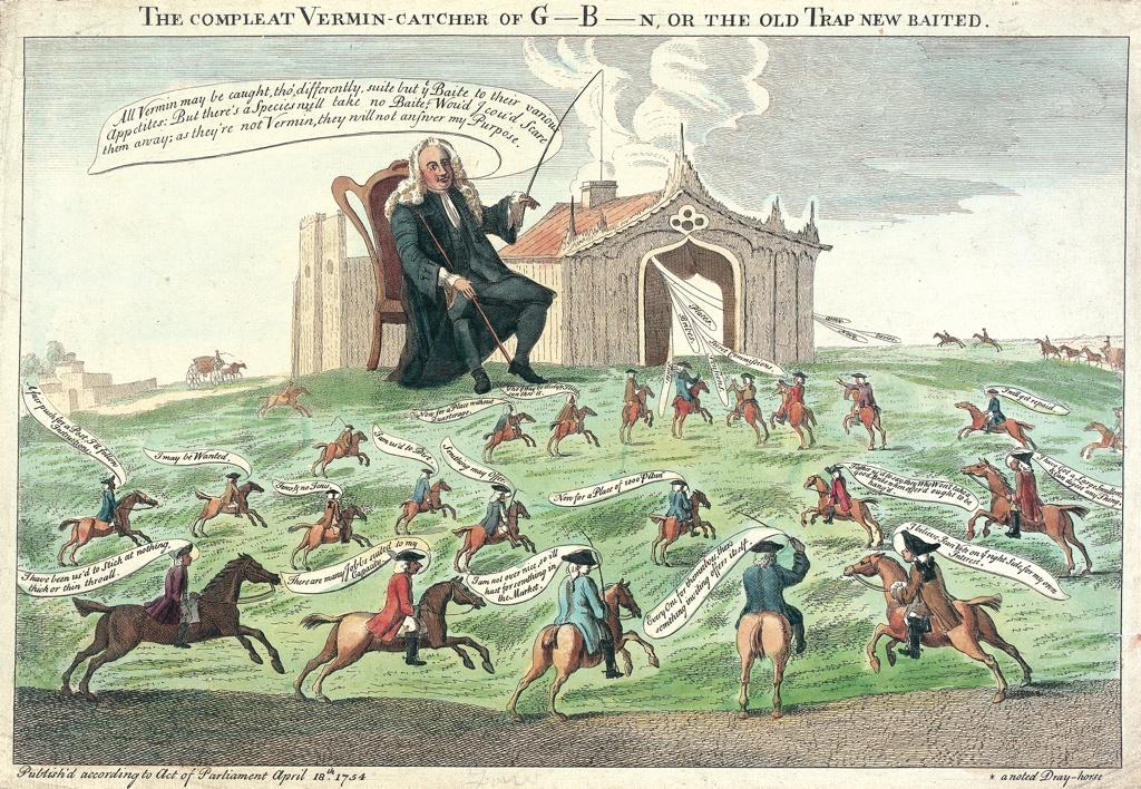 Vermin catcher (1754)