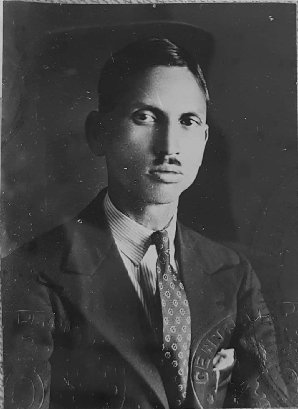 MI5 monitored Indian communist Gorpal Mukund Huddar, who fought with the International Brigades against Franco in Spain in 1938