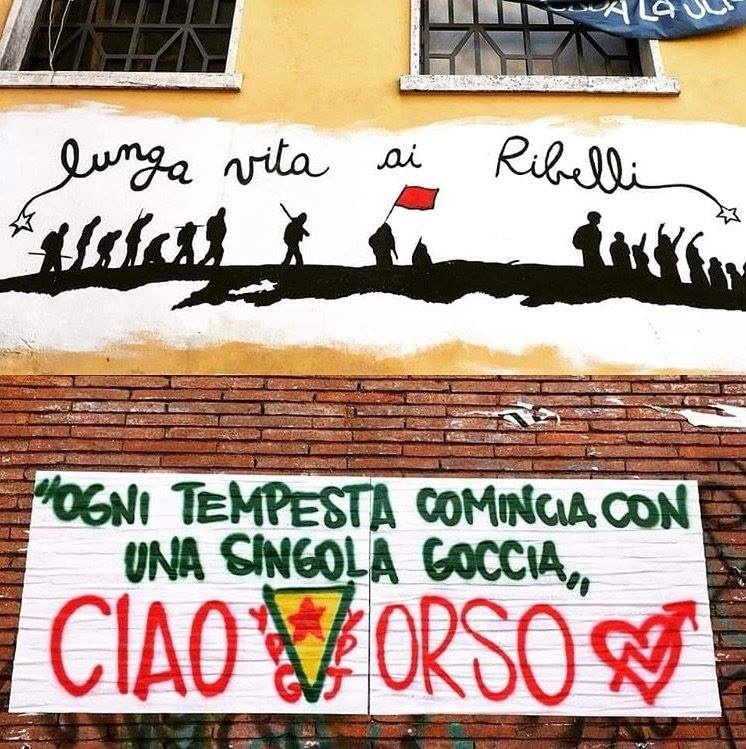 8a5af6fd29391 Orso came from a very ordinary family in Rifredi, a working-class  neighbourhood in Florence filled with monuments and plaques to the  anti-fascist partisans, ...