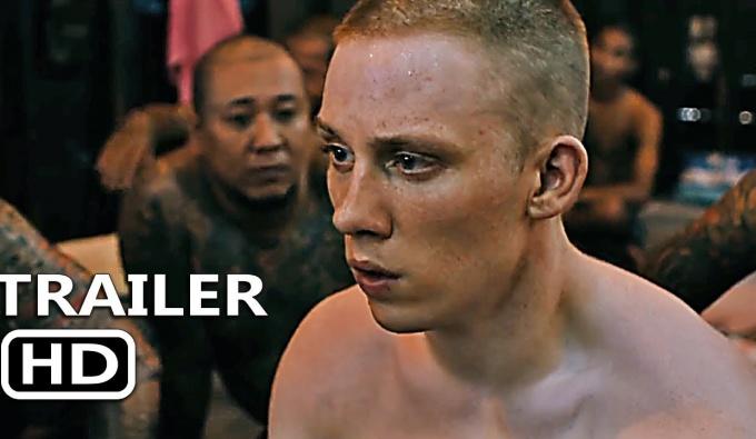 A PRAYER BEFORE DAWN Official Trailer (2018)