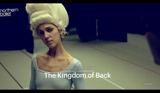 The Kingdom of Back trailer