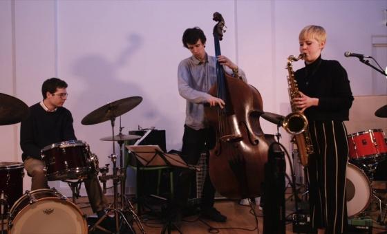 Helena Kay's KIM Trio - Strawberry Terrace