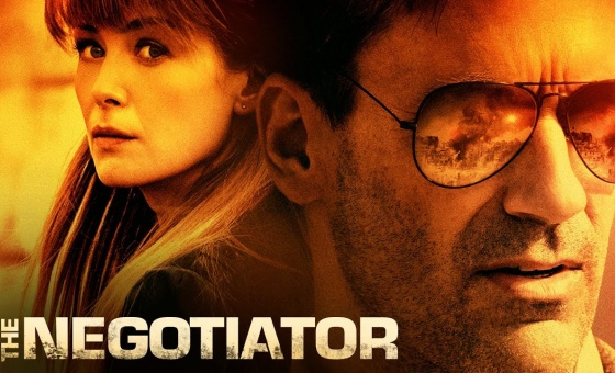 The Negotiator  | UK Trailer  | Jon Hamm | Rosamund Pike  |  2018