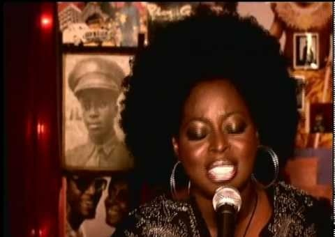 "ANGIE STONE ""No More Rain (In This Cloud)"" [Official Video]"