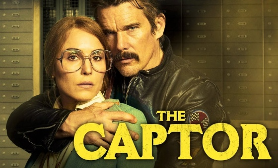 The Captor | UK Trailer | 2019 | Noomi Rapace | Mark Strong | Ethan Hawke