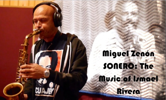 Miguel Zenón - Sonero: The Music of Ismael Rivera (Teaser)