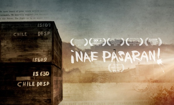 NAE PASARAN (2013) - Short Film - Official Trailer