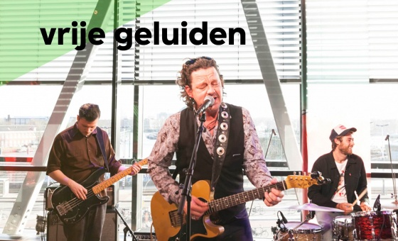 Ian Siegal Band - Temporary (Live @Bimhuis Amsterdam)