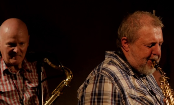 Sunship Quartet at the John Coltrane memorial ..feat. Alan Skidmore