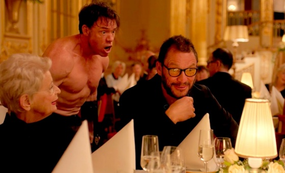 The Square – New clip (3/3) official from Cannes – Palme d'Or 2017