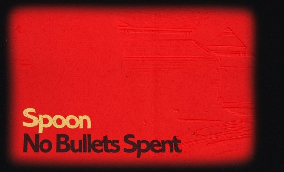"Spoon - ""No Bullets Spent"" (Lyric Video)"