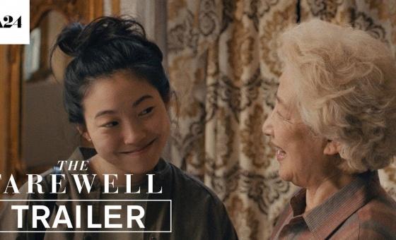 THE FAREWELL   Official Trailer HD   A24