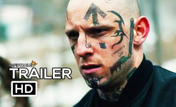 SKIN Official Trailer (2019) Jamie Bell, Drama Movie HD