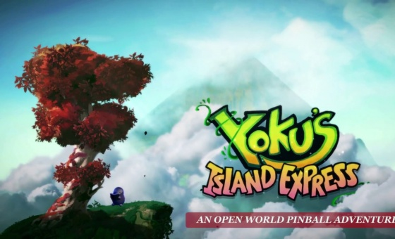 Yoku's Island Express - Reveal Trailer