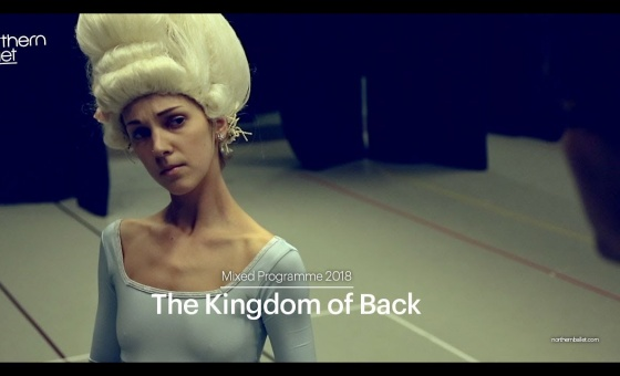 The Kingdom of Back trailer