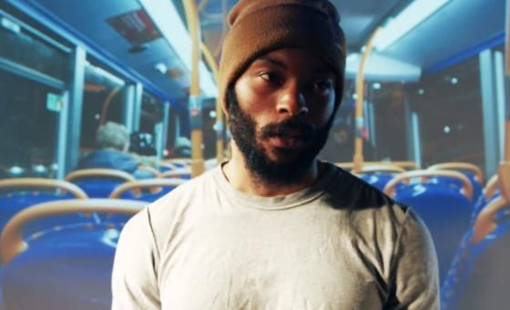 'City Creature' by Arinzé Kene | Misty Trailer | Bush Theatre