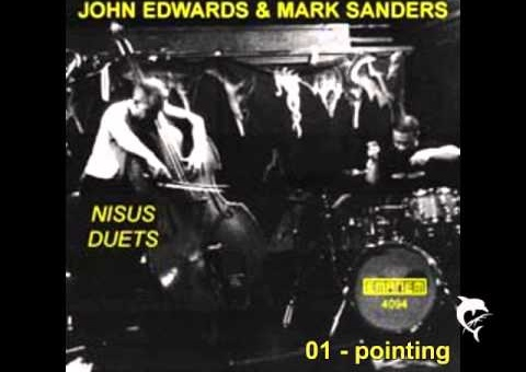 John Edwards & Mark Sanders - pointing