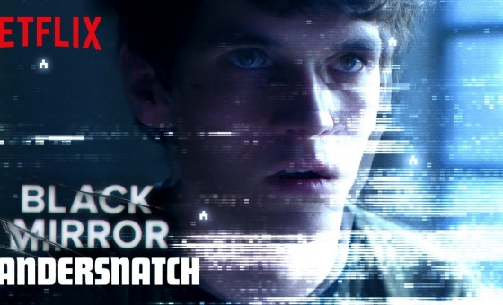 Black Mirror: Bandersnatch | Official Trailer [HD] | Netflix